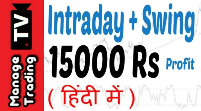 intraday | Swing Trade Software